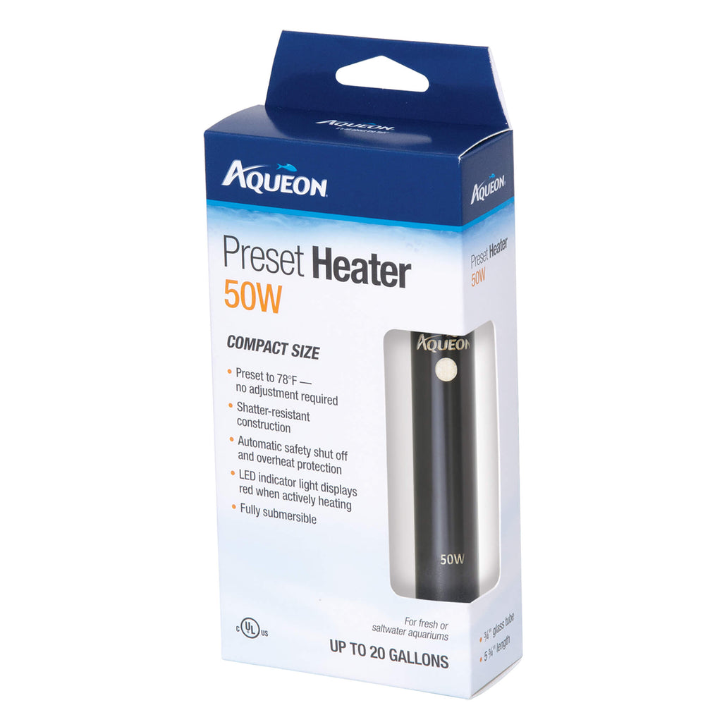 Aqueon Preset Heaters