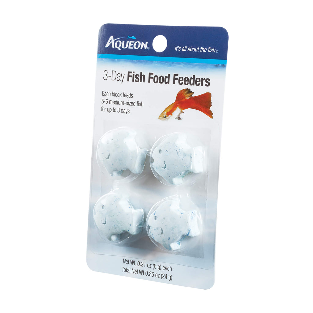 Aqueon Tropical or Goldfish Vacation Feeders