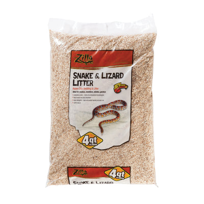 Zilla Bedding Lizard Litter