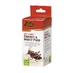 Zilla Gut Load Cricket Supplement 4 oz.