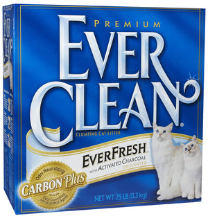 Ever Clean EverFresh With Activated Charcoal Cat Litter