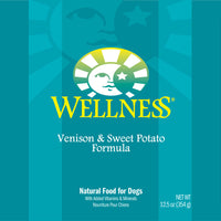 Wellness Complete Health Natural Venison and Sweet Potato Recipe Wet Canned Dog Food