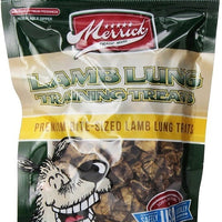 Merrick Lamb Lung Training Treats for Dogs