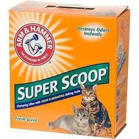 Arm & Hammer Super Scoop Fresh Clean Scent Clump