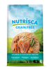NUTRISCA Grain Free Salmon and Chickpea Dry Dog Food