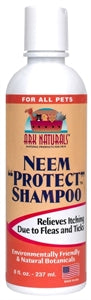 "Ark Naturals Neem ""Protect"" Shampoo For All Pets"