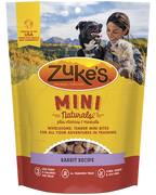 Zukes Rabbit Mini Naturals Dog Treats