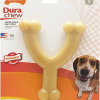 Nylabone DuraChew Wishbone Original Flavor Dog Toy