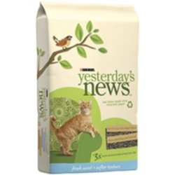 Yesterdays News Soft Texture Fresh Scent Litter
