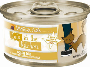 Weruva Cats in the Kitchen Goldie Lox Canned Cat Food