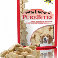 PureBites Freeze Dried Chicken Breast Dog Treats