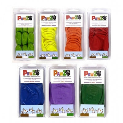 Pawz Waterproof Dog Boots