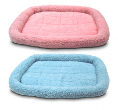 SnooZZy Baby Sheepskin Bumper Bed