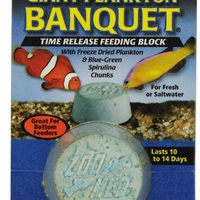 Zoo Med Aquatrol Banquet Block Feeder/s