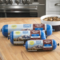 Natural Balance Dog Food Rolls Beef Formula