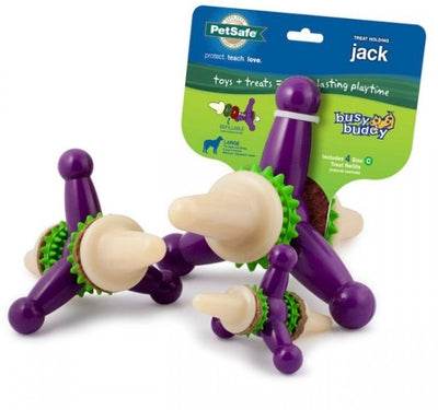 PetSafe Busy Buddy Jack Dog Toy