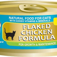 Precise Holistic Complete Flaked Chicken Formula Grain-Free Canned Cat Food