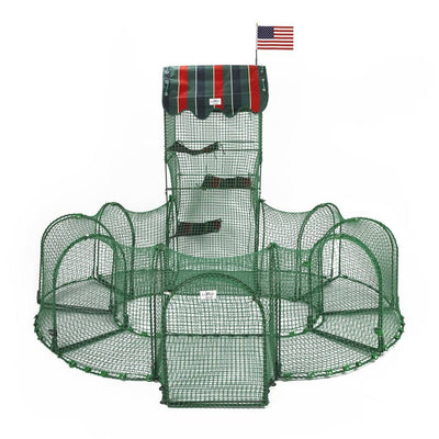 Kittywalk Grand Prix Outdoor Cat Enclosure