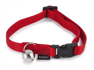 PetSafe Red Kitty Collar