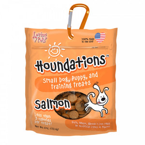 Loving Pets Houndations Grain Free Salmon Training Dog Treats