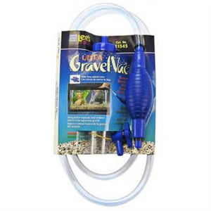"Lee's Squeeze-Bulb Ultra Gvc 2""X10"" Lee's Gravel Vac With Control Valve"