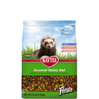Kaytee Fiesta Ferret Food 2.5 Pound