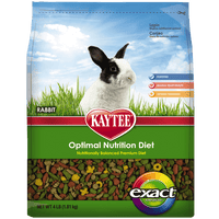 Kaytee Exact Rainbow Rabbit Food 4 Pound