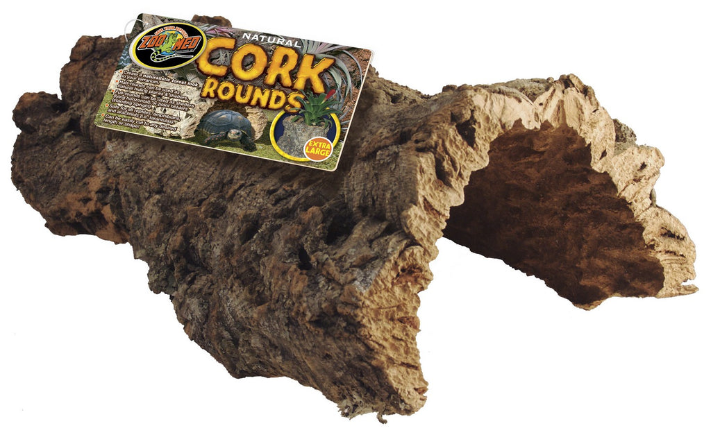 Zoo Med Natural Cork Rounds 15 lb