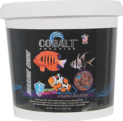 Cobalt Marine Omni Flake Mini 16 oz