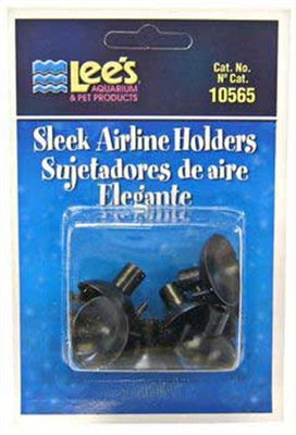 Lee's Pet Products Airline Holders for Aquarium Pumps, 6-Blister