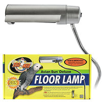 Zoo Med Avian Sun Deluxe Floor Lamp