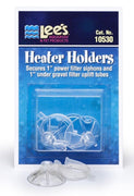 Lee's Pet Products 2-Card Heater Holders for Aquarium Pumps