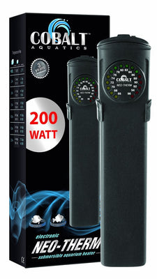 Cobalt Neo Thermal Heater 200 W (Plastic LED)