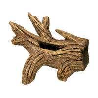 Blue Ribbon Exotic Environments Driftwood Hideaway - Natural