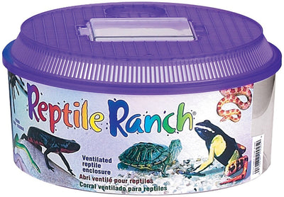 Lee's Reptile Ranch - Round