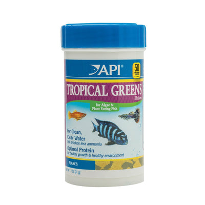 API Tropical Greens Flake
