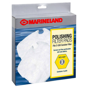 Marineland Polishing Filter Pads Pcml530