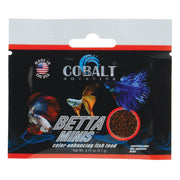 Cobalt Betta Mini Color Enhancing Fish Food .11 oz