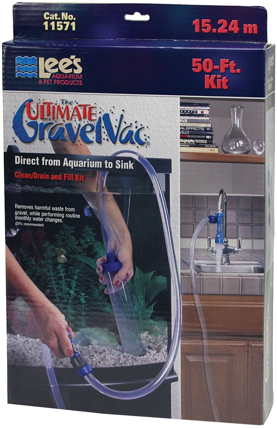 Lee's Ultimate Gravel Vac 50ft