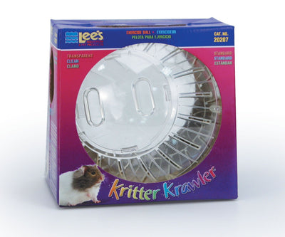 Lee's Kritter Krawler Ball (Clear) 7