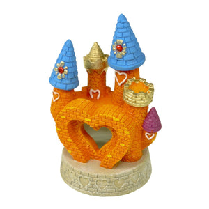 Blue Ribbon Exotic Environments Heart Castle Small