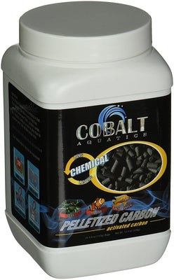 Cobalt Activated Carbon Pellet With Bag 10.6 oz.