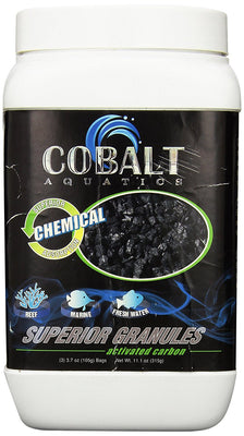 Cobalt Activated Carbon Granular With Bag 10.6 oz.