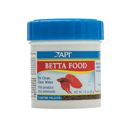 API BETTA FOOD Fish Food Pellet .78-Ounce