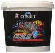 Cobalt Cichlid Flake Mini Tub 16 oz
