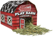 F.M. Brown's Tropical Carnival Play Barn with Hay 8 oz