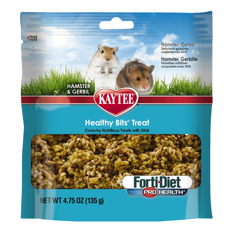 Kaytee Healthy Bits Hamster and Gerbil Treat
