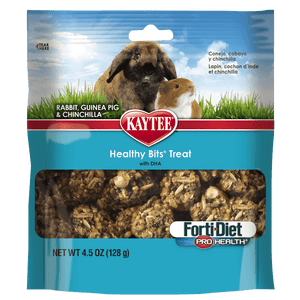 Kaytee Healthy Bits Rabbit and Guinea Pig Treat