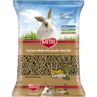 Kaytee Timothy Complete Rabbit Food 9.5 Pound