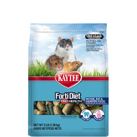 Kaytee Forti-Diet Pro Health Mouse, Rat, and Hamster Food 3 Pound